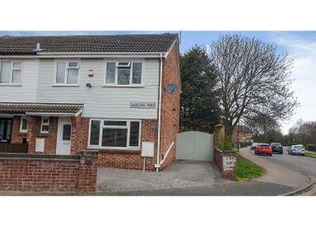 Thumbnail 3 bed semi-detached house for sale in Vanguard Road, Long Eaton, Nottingham