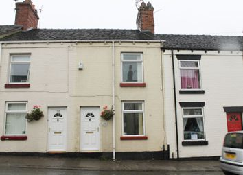 Thumbnail 2 bed terraced house for sale in High Street, Stoke-On-Trent