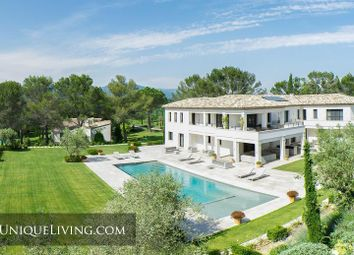 Thumbnail 8 bed villa for sale in Mouans-Sartoux, Mougins, French Riviera
