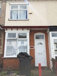 Thumbnail 2 bedroom terraced house to rent in Boscombe Road, Tyseley, Birmingham