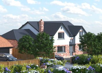 Thumbnail 4 bed detached house for sale in Springfield Road, Aughton, Ormskirk
