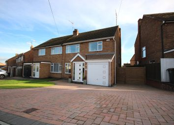 Thumbnail 3 bed semi-detached house for sale in Ettington Road, Coventry