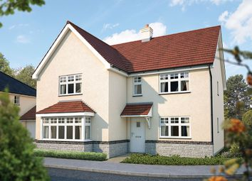 "Thumbnail 5 bed detached house for sale in ""The Arundel"" at Humphry Davy Lane, Hayle"