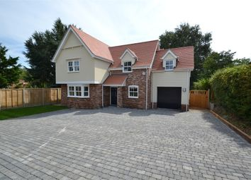 Thumbnail 4 bed detached house for sale in Green Lane, Boxted, Colchester, Essex