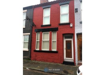 Thumbnail 3 bed terraced house to rent in Claude Road, Liverpool
