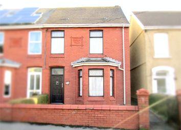 Thumbnail 3 bed semi-detached house for sale in Elkington Road, Burry Port, Carmarthenshire
