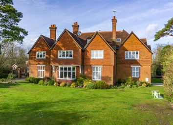 Thumbnail 2 bed flat for sale in Medlar Court, Church Lane, Newdigate, Surrey