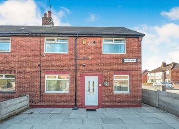 Thumbnail 2 bed terraced house for sale in Folds Road, Haydock, St. Helens