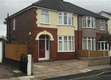 Thumbnail 3 bed semi-detached house for sale in Sefton Drive, Aintree Village, Liverpool