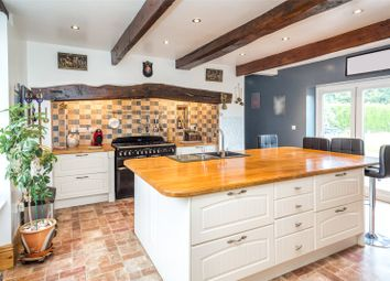 Thumbnail 5 bedroom equestrian property for sale in Wistow Lordship, Selby, North Yorkshire