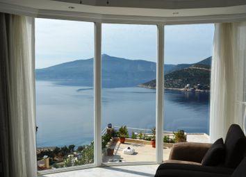 Thumbnail 3 bed apartment for sale in Kalamar, Kalkan, Antalya Province, Mediterranean, Turkey