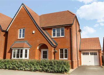 Thumbnail 4 bed detached house for sale in Burne Jones Avenue, Tadpole Garden Village, Swindon
