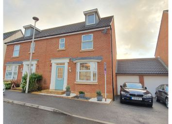 4 bed semi-detached house for sale in Swallow Way, Cullompton EX15