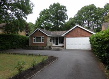Thumbnail 3 bed bungalow for sale in Reading Road North, Fleet, Hampshire