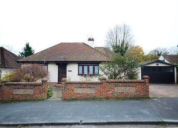 Thumbnail 2 bed detached bungalow for sale in Hale Reeds, Farnham, Surrey