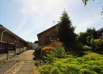 Thumbnail 2 bed detached bungalow for sale in Norman Drive, Eastwood, Nottingham