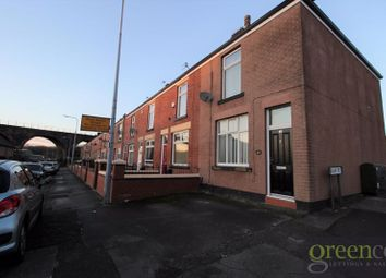 Thumbnail 2 bed end terrace house to rent in Union Road, Bolton