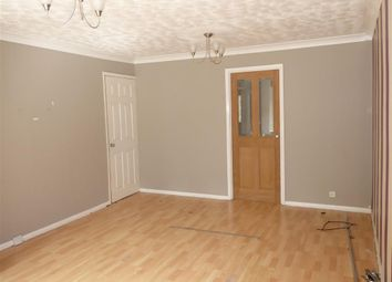 Thumbnail 4 bed terraced house for sale in Badger Road, Lords Wood, Chatham, Kent