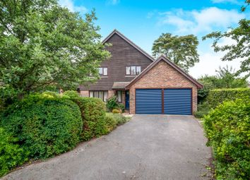 Thumbnail 4 bedroom detached house for sale in Green Man Way, Melton, Woodbridge