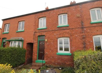 Thumbnail 2 bed terraced house to rent in Hanmer Road, Eglwys Cross, Whitchurch