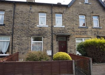 Thumbnail 4 bed terraced house to rent in Savile Park Street, Halifax
