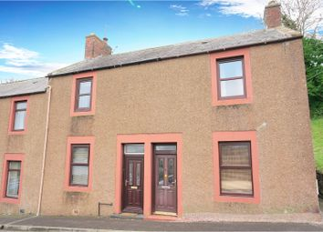 Thumbnail 2 bed terraced house for sale in Battery Street, Annan