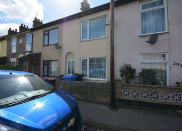Thumbnail 3 bedroom terraced house for sale in Whapload Road, Lowestoft