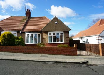 Thumbnail 2 bed semi-detached bungalow for sale in St. Nicholas Avenue, Sunderland