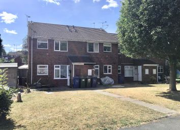 Thumbnail 1 bed flat for sale in Herondale, Hednesford, Cannock
