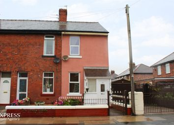 Thumbnail 2 bed end terrace house for sale in Greystone Road, Carlisle, Cumbria