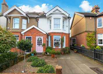 Thumbnail 3 bed semi-detached house for sale in The Drive, Loughton, Essex