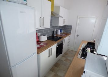 Thumbnail 3 bed terraced house to rent in Collinson Road, Stoke-On-Trent, Staffordshire