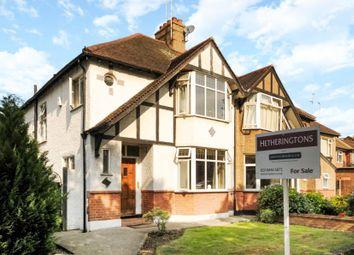 Thumbnail 3 bed semi-detached house for sale in Friern Barnet Lane, Friern Barnet
