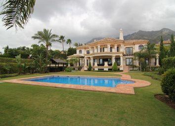 Thumbnail 6 bed villa for sale in Marbella, Malaga, Spain