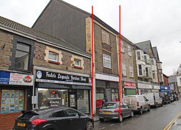 Thumbnail Restaurant/cafe for sale in Hannah Street, Porth