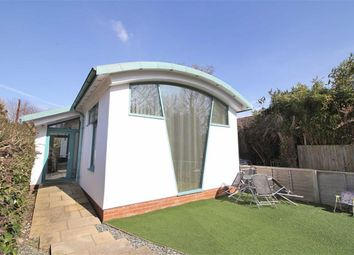 Thumbnail 2 bed detached bungalow for sale in Chewton Common Road, Highcliffe, Christchurch