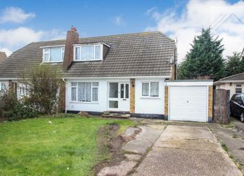 Thumbnail 3 bed semi-detached house for sale in Thorney Bay Road, Canvey Island