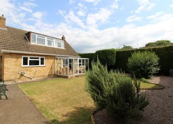 Thumbnail 3 bed bungalow for sale in Thorpe Lea Road, Peterborough