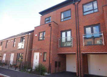 Thumbnail 4 bed end terrace house to rent in Oriel Gardens, Salford