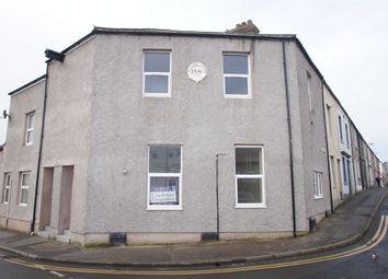 Thumbnail 3 bed end terrace house for sale in Main Street, Distington, Workington, Cumbria
