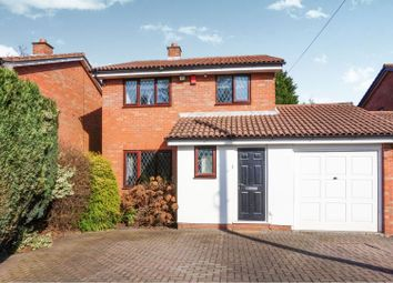 Thumbnail 3 bedroom detached house for sale in Clarence Road, Sutton Coldfield