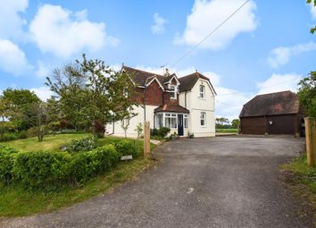 Thumbnail 4 bedroom detached house for sale in Kybes Lane, Grazeley