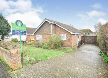 Thumbnail 3 bed bungalow for sale in Castle Avenue, Broadstairs