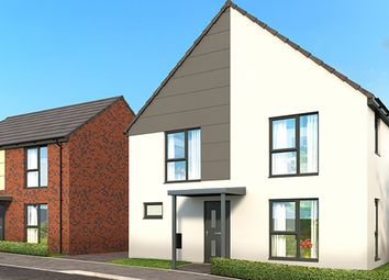 """Thumbnail 3 bed property for sale in """"The Fontanne"""" at Campsall Road, Askern, Doncaster"""