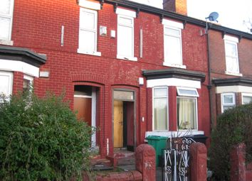 Thumbnail 1 bed flat to rent in Carmoor Road, Victoria Park, Manchester