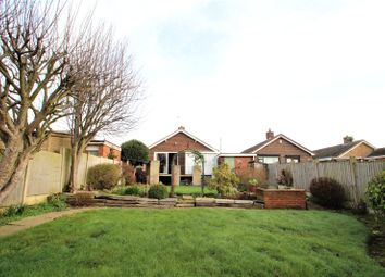 Thumbnail 3 bed bungalow for sale in Hallgarth Road, Thorpe Audlin, Pontefract, West Yorkshire