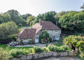 4 bed detached house for sale in Swanton Road, West Peckham, Maidstone ME18