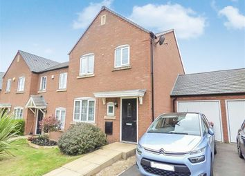 Thumbnail 3 bed end terrace house for sale in Park Lane, Woodside, Telford, Shropshire
