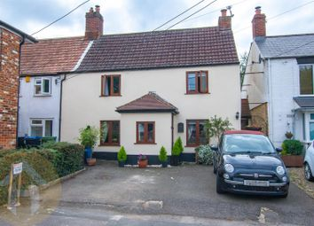 Thumbnail 2 bed cottage for sale in Wood Street, Royal Wootton Bassett, Swindon
