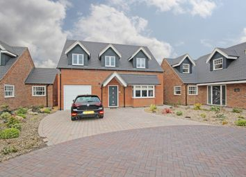 Thumbnail 4 bed detached house to rent in Beamhill Road, Anslow